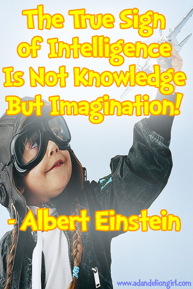 albert einstein on imagination