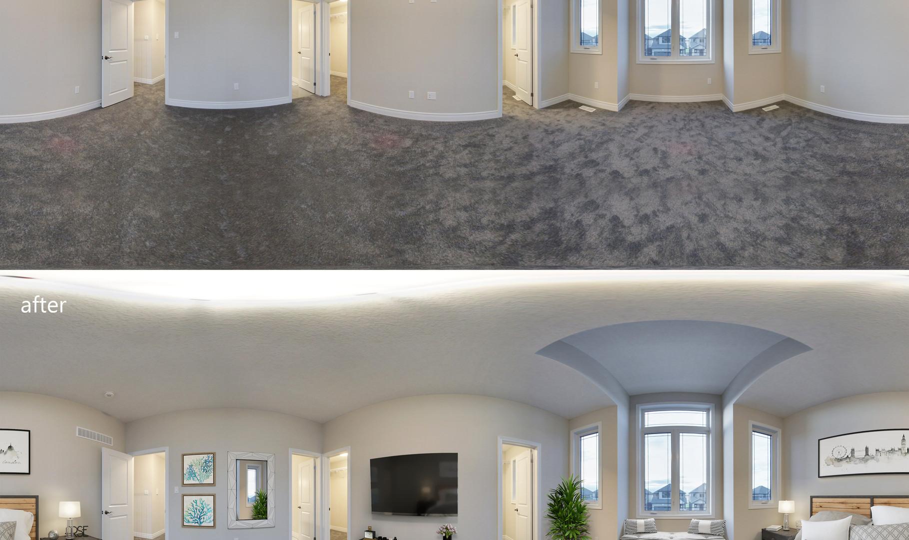 360 Staging - Bedroom