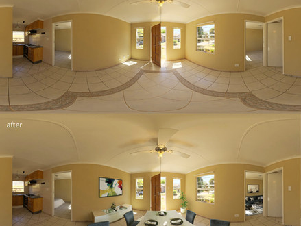 360 Staging - Dining