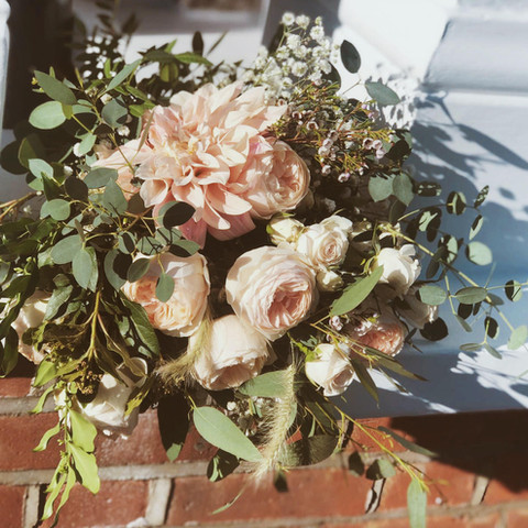 Luxury bridal bouquet