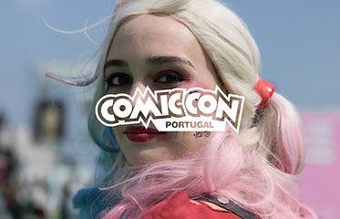 Social media - Comic Con Portugal