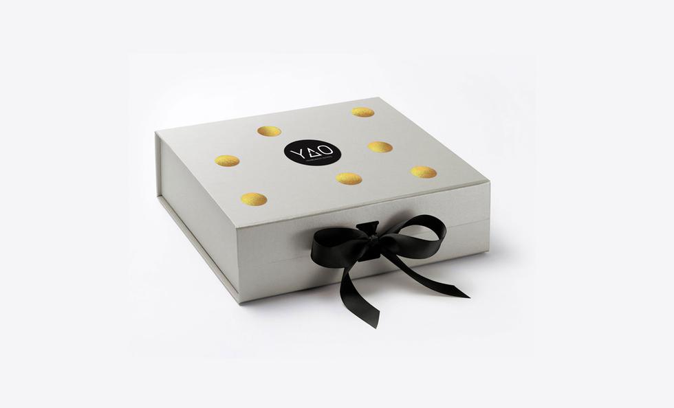 YAO | Press Kit Box