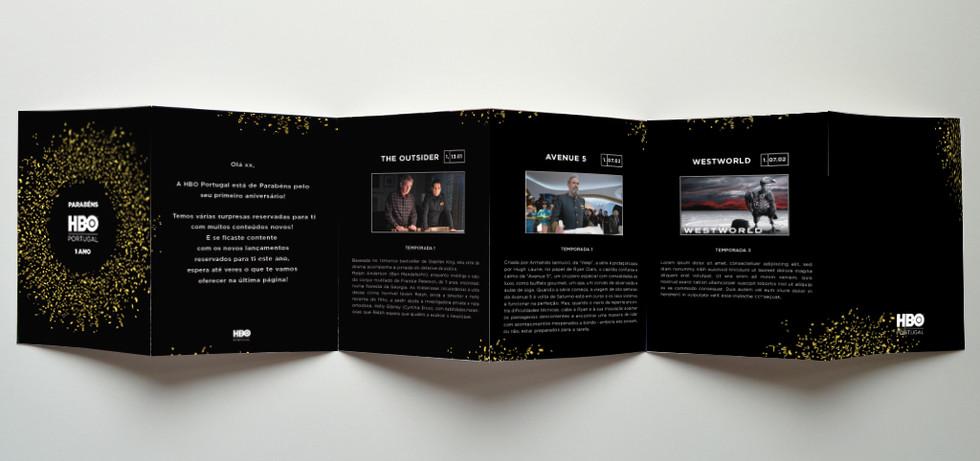 Brochura - HBO Portugal