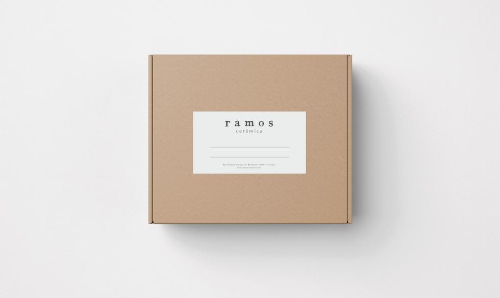 Ramos Cerâmica | Press Kit Box