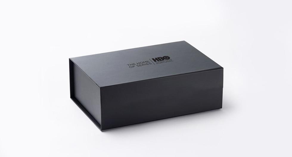 HBO | Press Kit Box