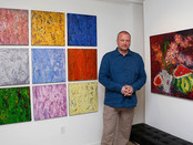"Sergey Fedotov's solo show was opened at the ""ArtHouse 429"" gallery (West Palm Beach,"