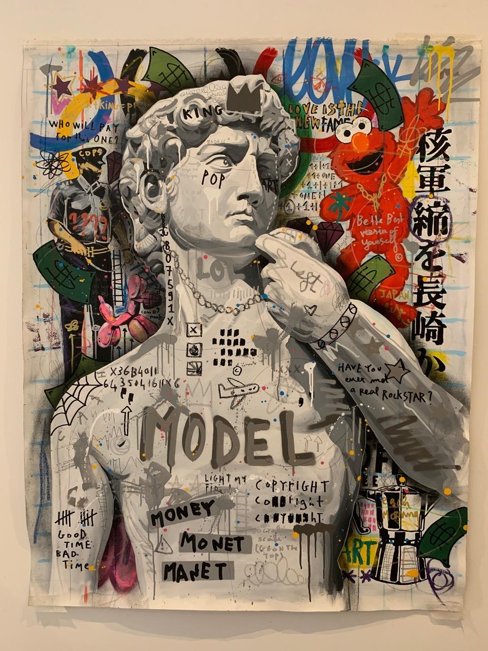 """""""Model David"""""""