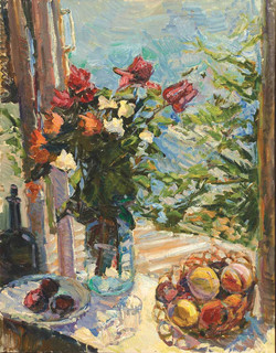 """""""Roses above the sea"""""""