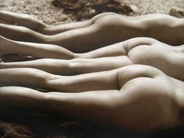 """Фотографии в стиле """"Ню"""" от Александра Копелева."""