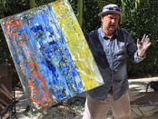 Artist Sergey Fedotov in USA. Photo report from our West Palm Beach villa!