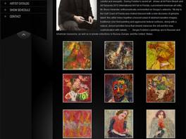 Американские интернет-ресурсы проявляют интерес к живописи Сергея Федотова.