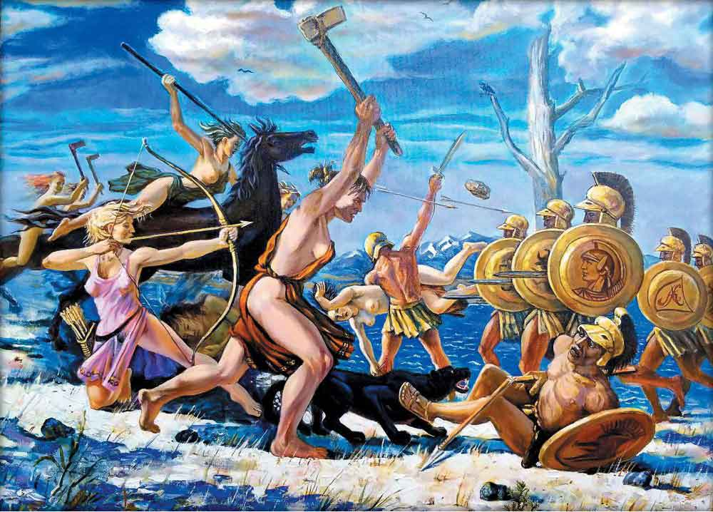 """""""BATTLE OF EVERMORE"""""""