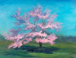 """""""Цветущее дерево"""""""