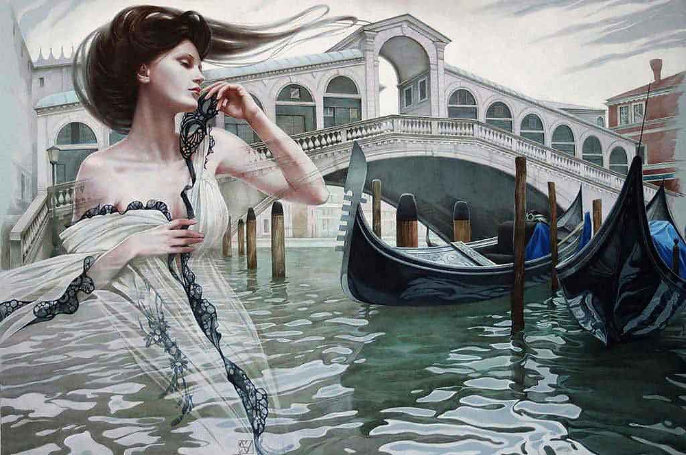 Светлана Валуева. Воды Венеции