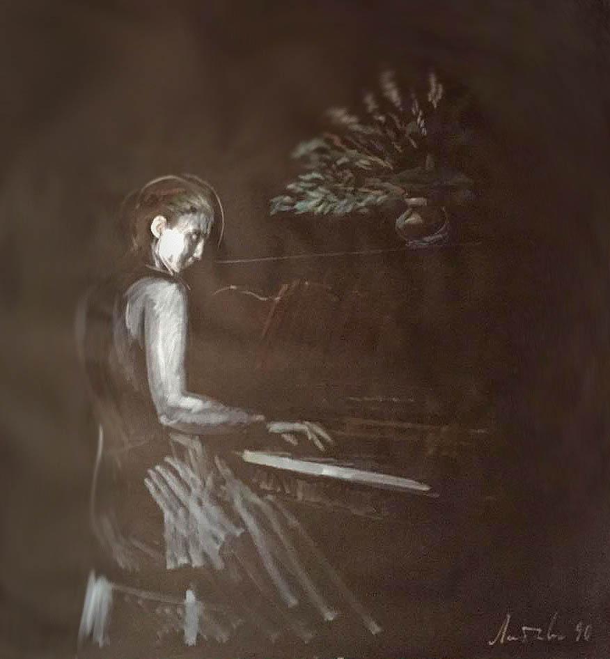 """Daria`s portrait"""