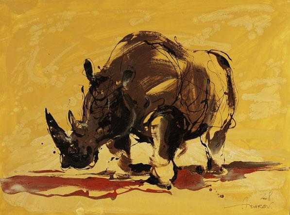 """""""Rhinoceros"""""""