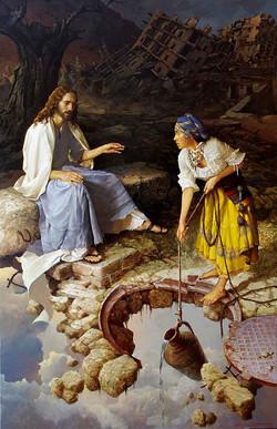 """""""Христос и самаритянка"""""""