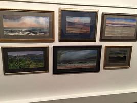 Выставка художника Ирины Миклушевской «Путь к морю» прошла в MMоMA.