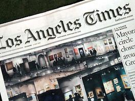 Мы привезли успех в Лос-Анджелес! Фоторепортаж с «Los Angeles Art Show 2013».