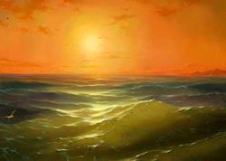 """Море и Солнце"""