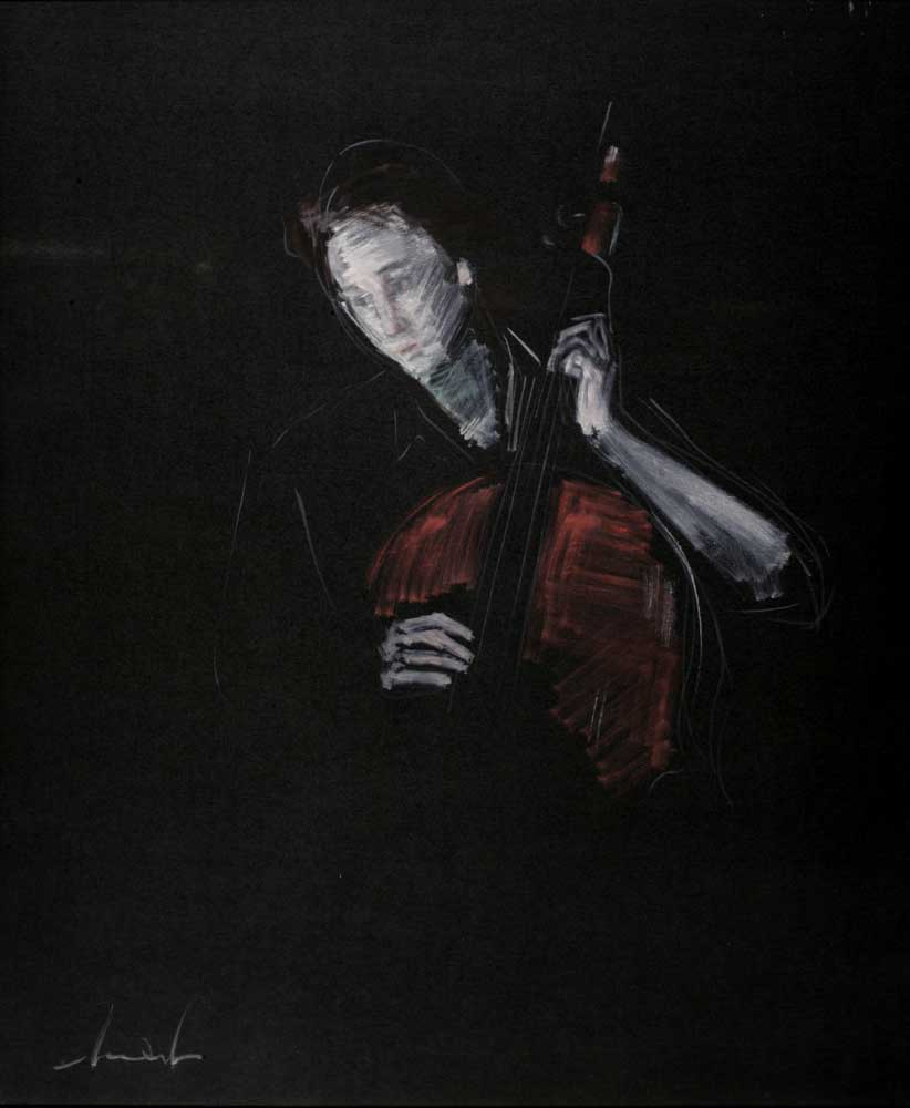 """""""Violoncellist"""""""
