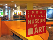 In Coral Springs Museum of Arts (USA) the exhibition of works by the artist from Russia were opened.