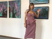 Персональная выставка Ирины Миклушевской «Цветы и море» прошла в Сочинском художественном музее.