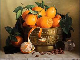 В преддверии Нового года и Рождества приглашаем на показ картин Заслуженного художника России Андрея