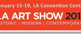 "Галерея примет участие в ""LA ART SHOW`2014"" (Los Angeles, USA)."