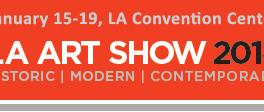 """Галерея примет участие в """"LA ART SHOW`2014"""" (Los Angeles, USA)."""