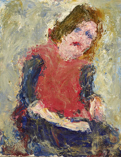 """Womans portrait II"""