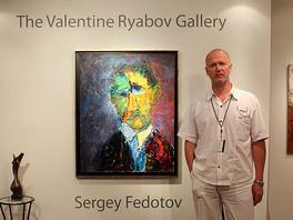 """Валентин Рябов: """"Заметки участника шоу ArtNaples и Sarasota SeaFair 2012, США»."""