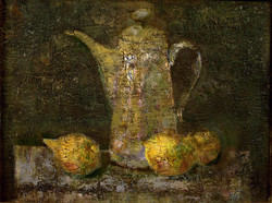 """""""Still life with a teapot"""""""