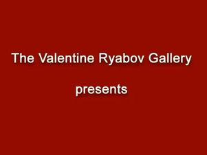 В галерее прошла выставка Виктора Ляпкало.