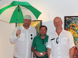 Фоторепортаж с «Зелёным зонтиком» из Уэст-Палм-Бич, США.