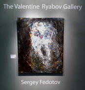 """Artist Sergey Fedotov - mental provocateur"". An article by art critique Valentine Ryabov."