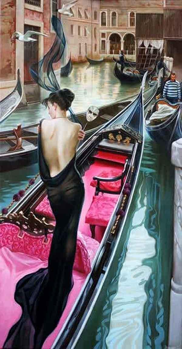 Светлана Валуева. Венецианская Венера