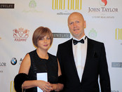 "The ""Millionaire.ru"" magazine has held a charity ball at the legendary Metropol hotel rest"