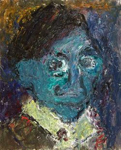"""Portrait of Picasso"""