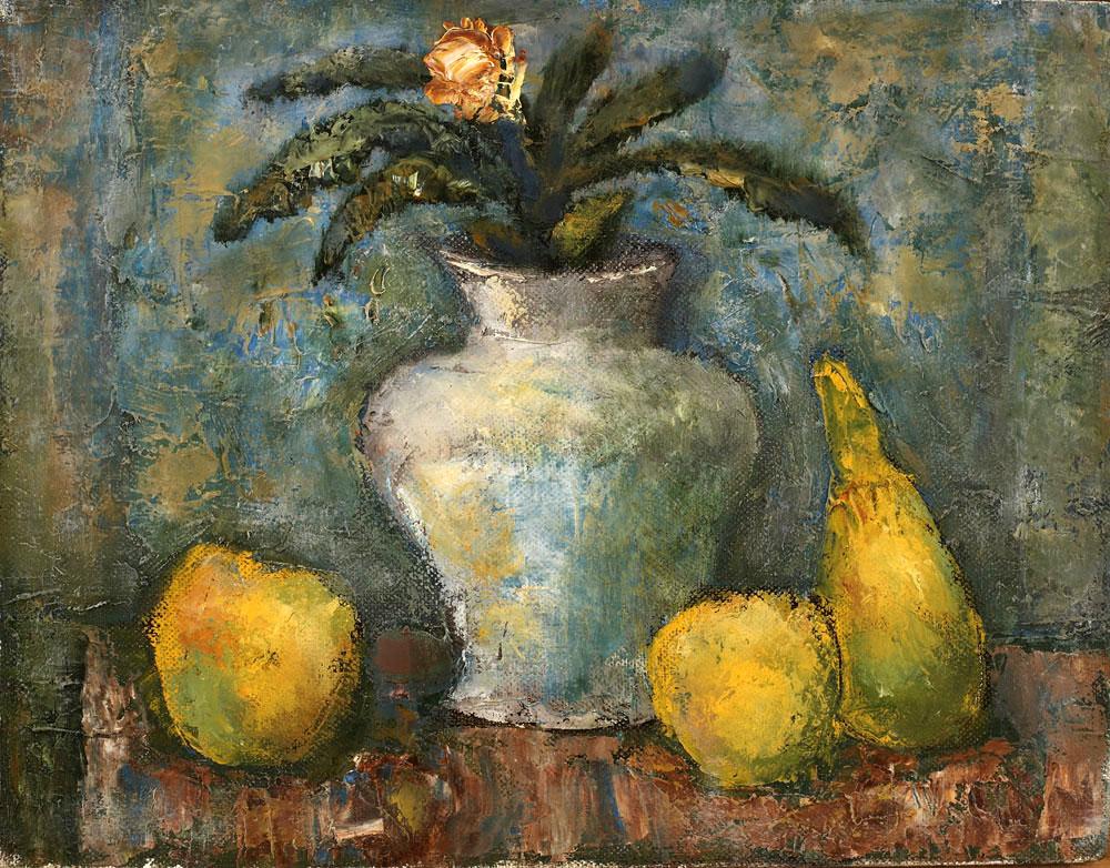 """""""Still life with a vase"""""""