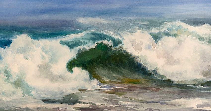 """""""Океанская волна"""""""