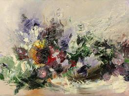 В коллекцию галереи добавились картины Заслуженного художника России Григорьевой Екатерины Ивановны