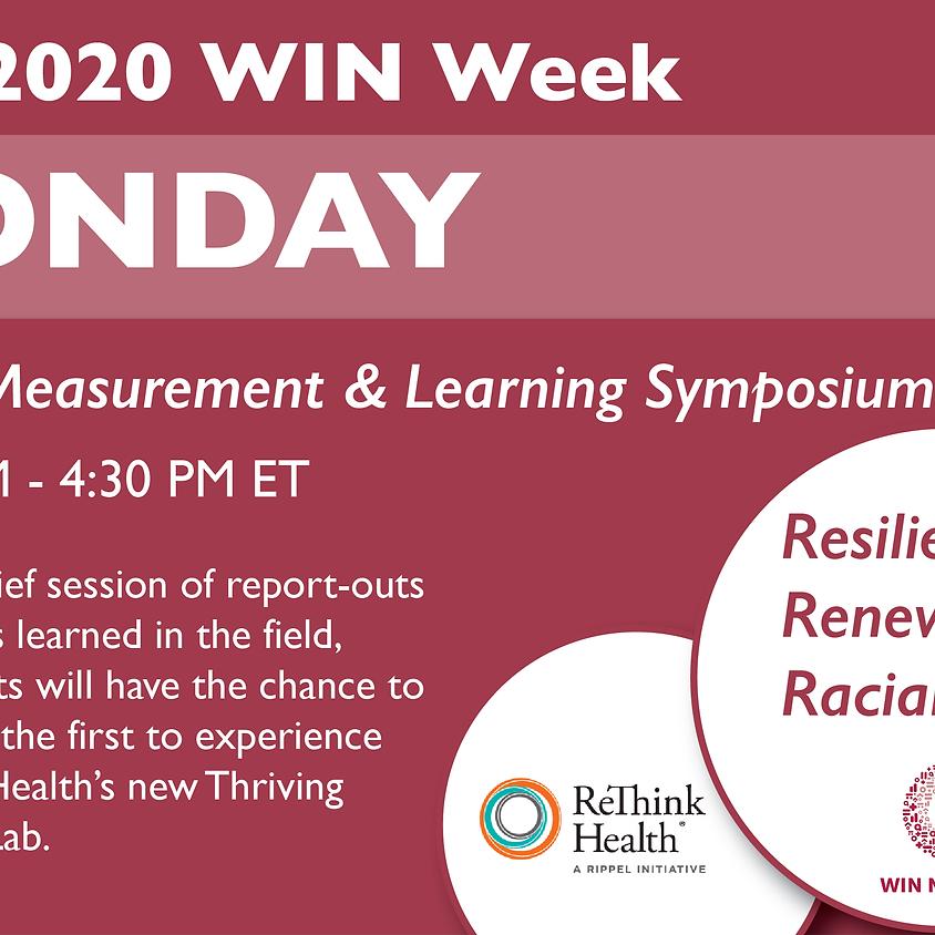 Measurement & Learning Symposium