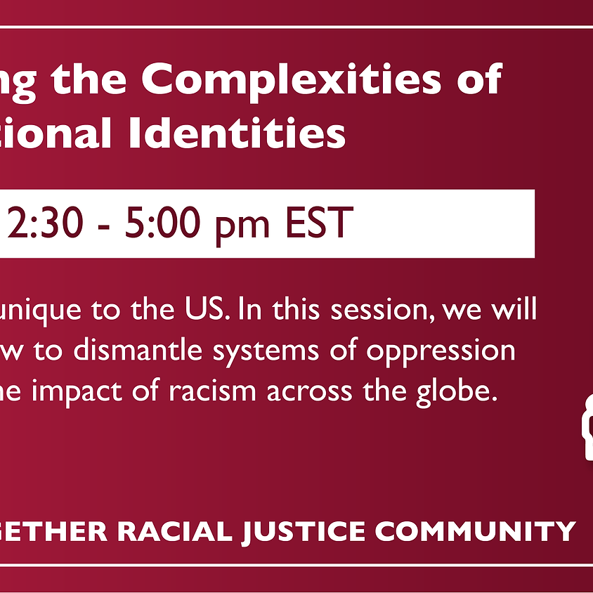 Unpacking the Complexities of Intersectional Identities
