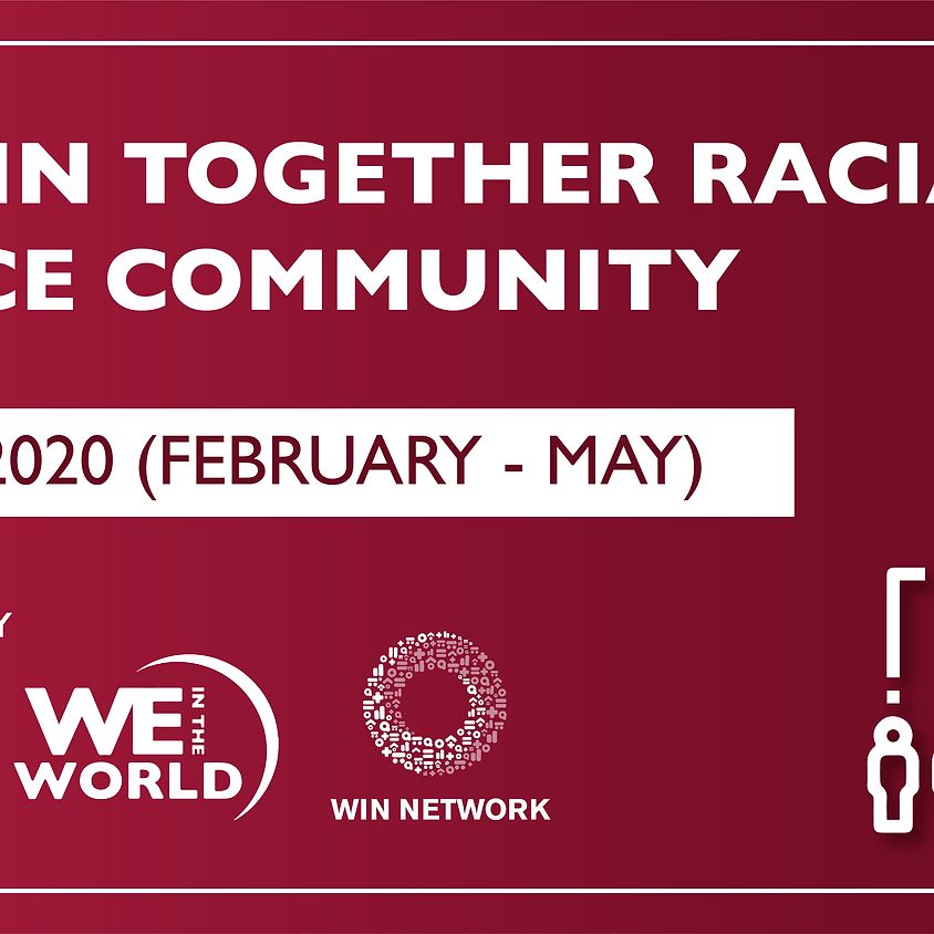 WE WIN Together Racial Justice Community Orientation