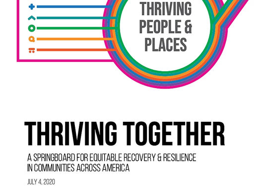 Thriving Together: A Springboard for Equitable Recovery
