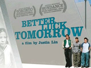 In Case You Missed It: Better Luck Tomorrow (2002)