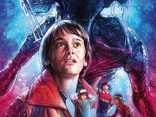 Stranger Things Comics: Review and Reflections from my Recent Reading and an ICFA Panel