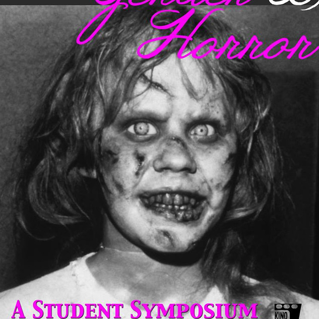 Gender & Horror Symposium