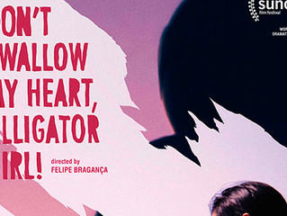 Review: Don't Swallow My Heart, Alligator Girl! (2017)